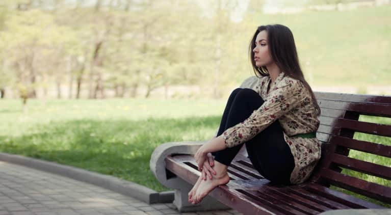 A Simple Meditation To Help You Get Over A Broken Heart
