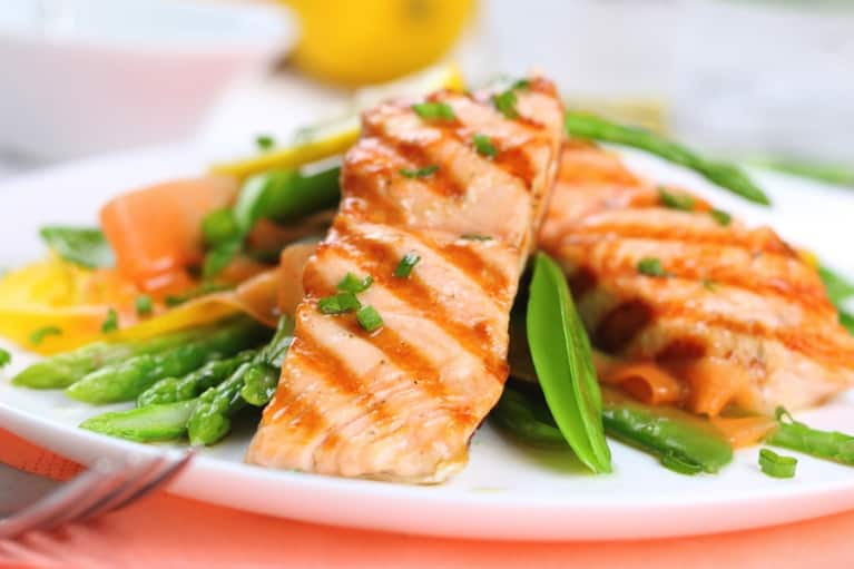 The EWG's New Tool To Help You Eat Healthy Seafood