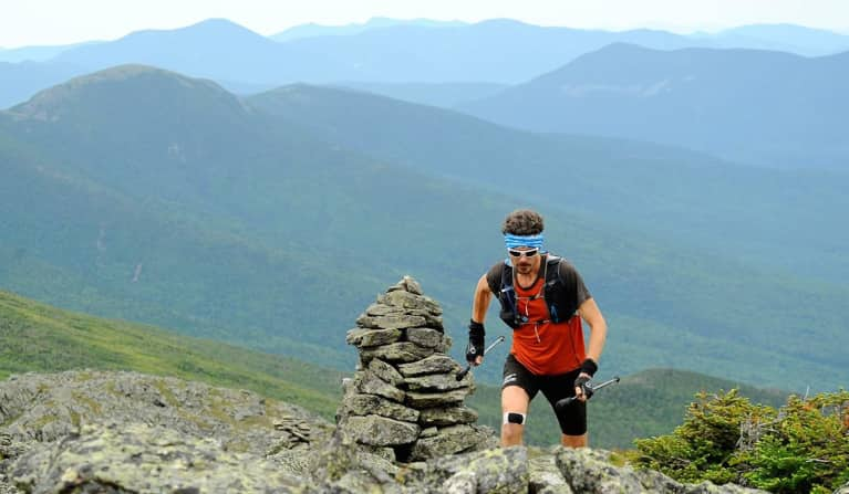 A Vegan Athlete Ran The Entire Appalachian Trail Faster Than Anyone Ever