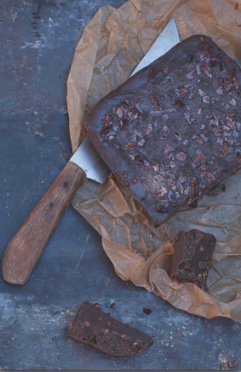 Raw Cacao Nib Toffee