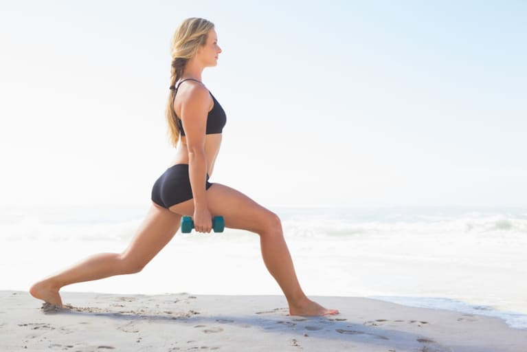 A Personal Trainer Shares Her Secret For Getting A Great Butt