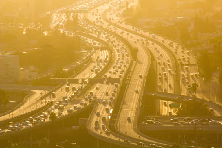 The 10 Cities With The Most Air Pollution In The U.S.