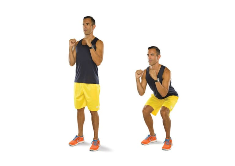 Kick Up Your At-Home Workout With These 6 Simple Interval Moves