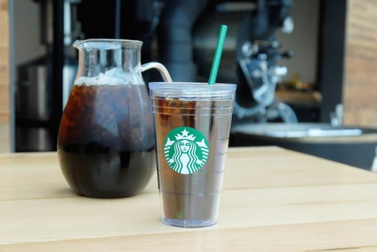 Coffee Lovers Rejoice! Starbucks Is Going To Start Serving Cold-Brew