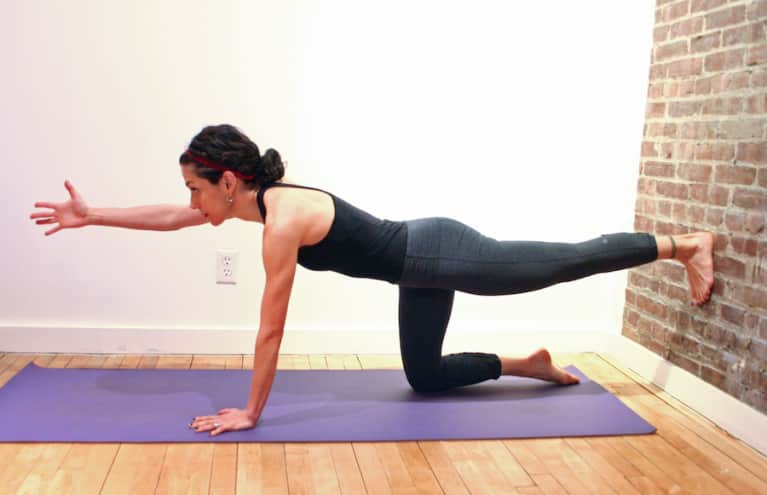 Yoga Poses & Meditation Exercises To Get You Running Like A Champ