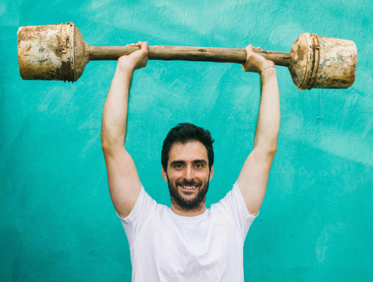 Why Men Should Stop Lifting Weights