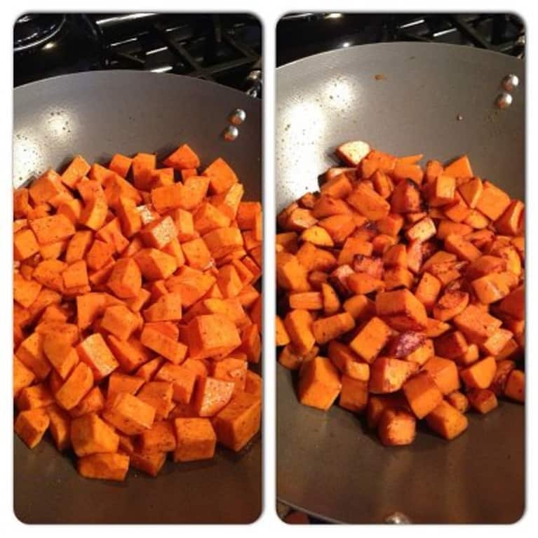 The Easiest Sweet Potato Dish You'll Ever Make