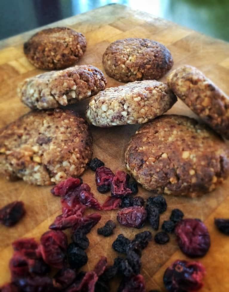 Gluten-Free Sweet Macadamia Nut Cookies