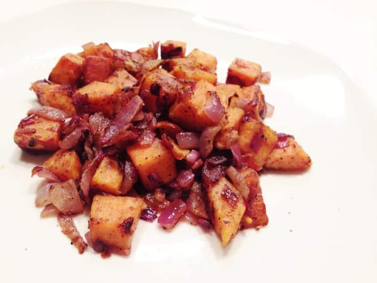 Gluten-Free Recipe: Sweet Potato Home Fries