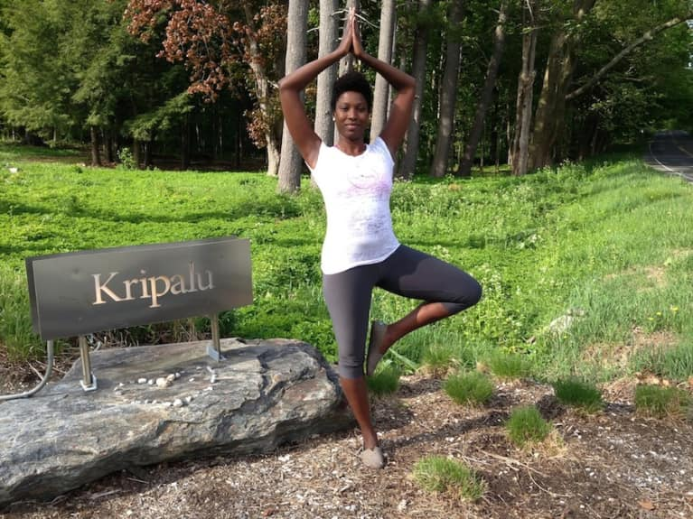 Why I Went On A Yoga Retreat For Women Of Color