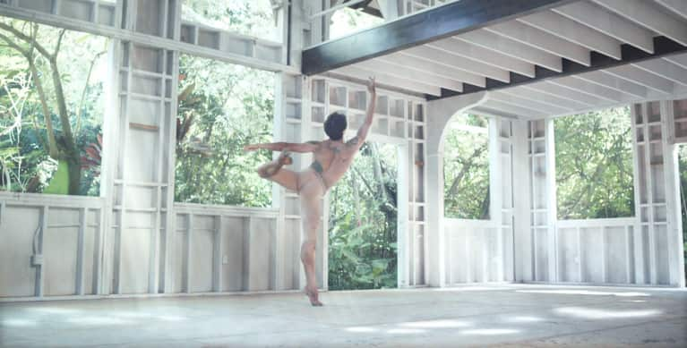 "Watch This Ballet Dancer's Moving Take On Hozier's ""Take Me To Church"""