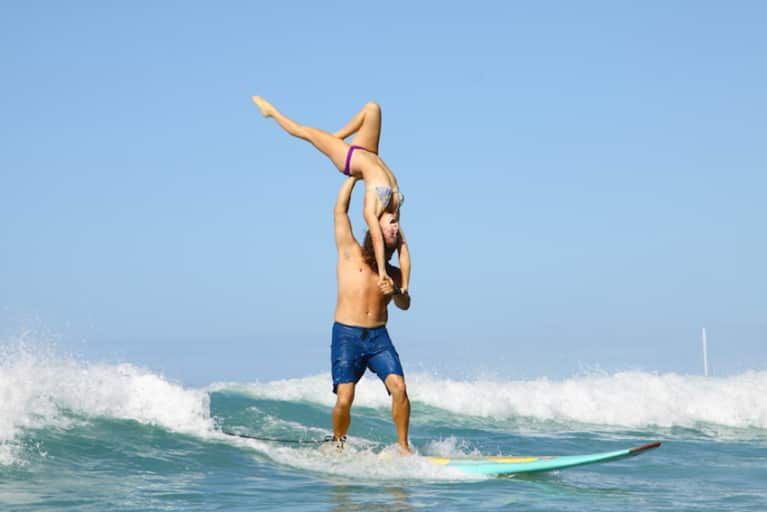 Tandem Surfing: Another Reason To Hit The Beach This Summer