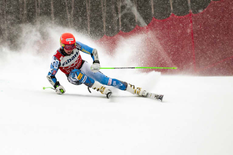 US Skier Ted Ligety On Sochi & His Love Of Kale Smoothies