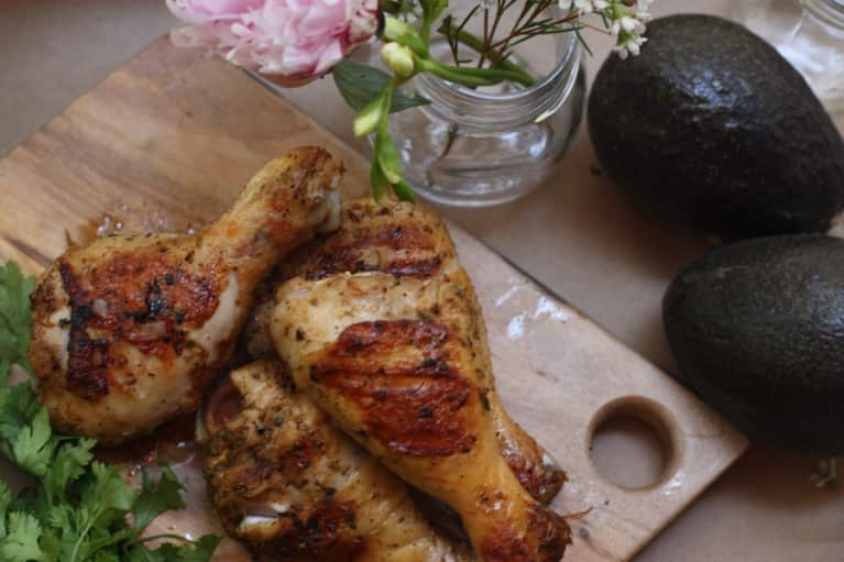 Tequila-Lime BBQ Chicken For Labor Day Weekend!