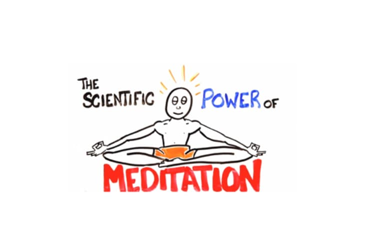 This Is Your Brain On Meditation (Video)