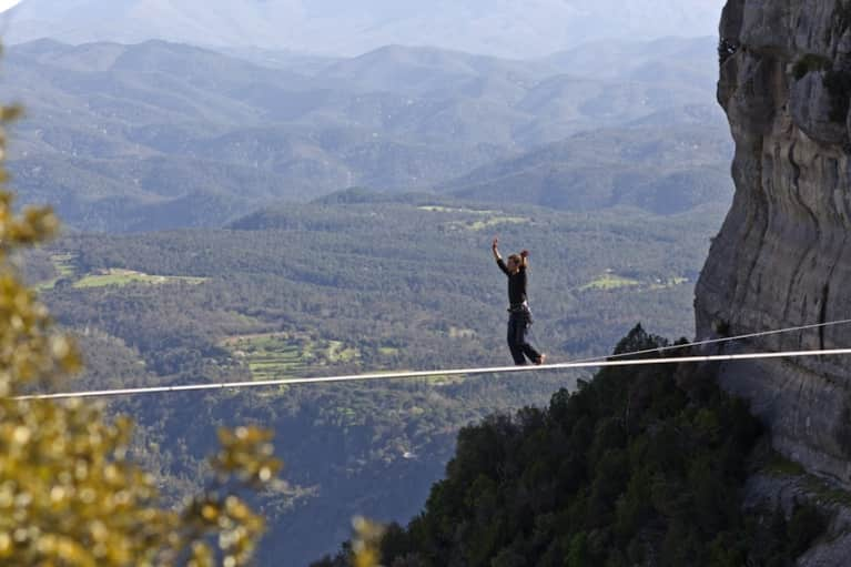 7 Ways To Be As Mentally Tough As A High-Wire Stuntman