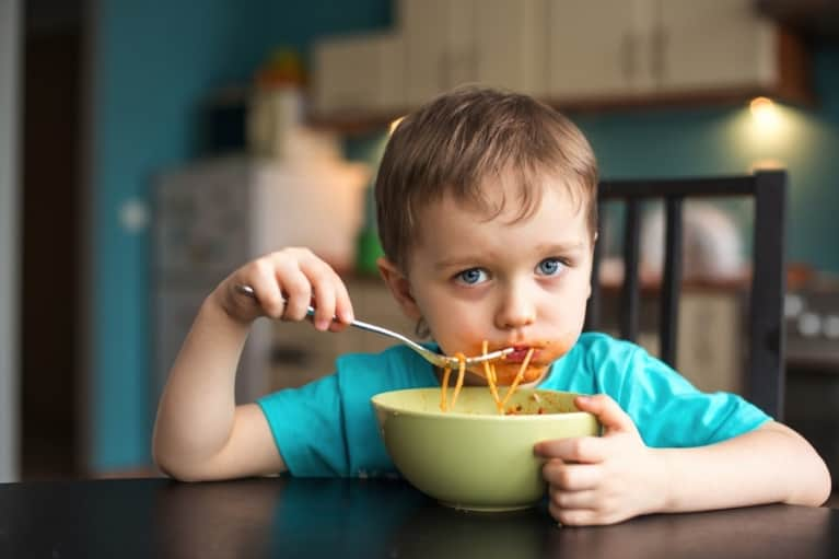 10 Ways To De-Stress Dinnertime With Young Kids