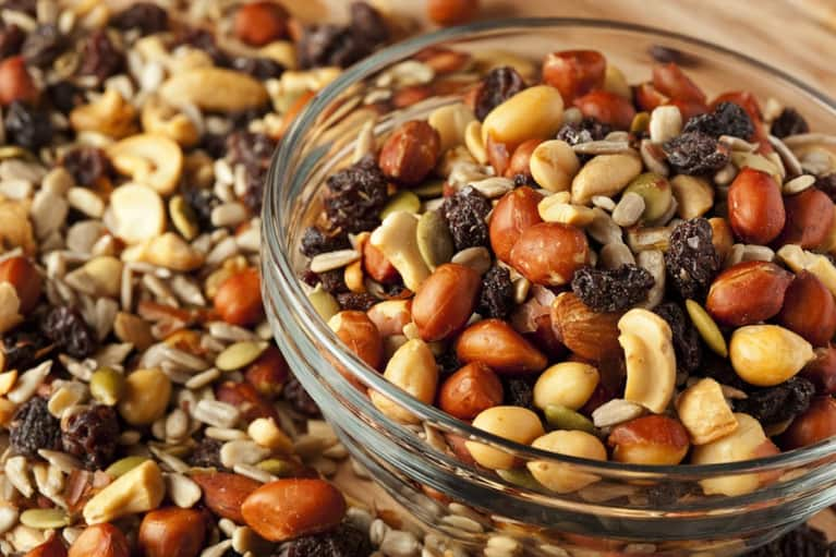 Gluten-Free Recipe: Anti-Aging Trail Mix