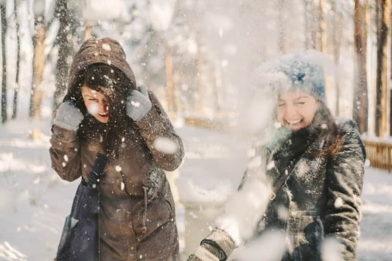 Feeling Cold Is Contagious, Study Says