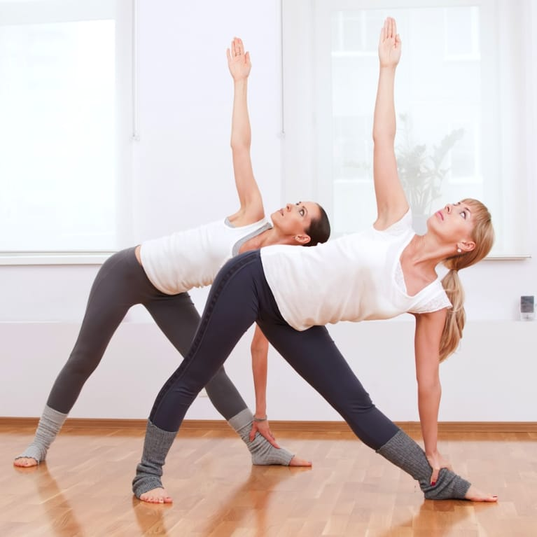 How To Get Started Teaching Private Yoga Lessons