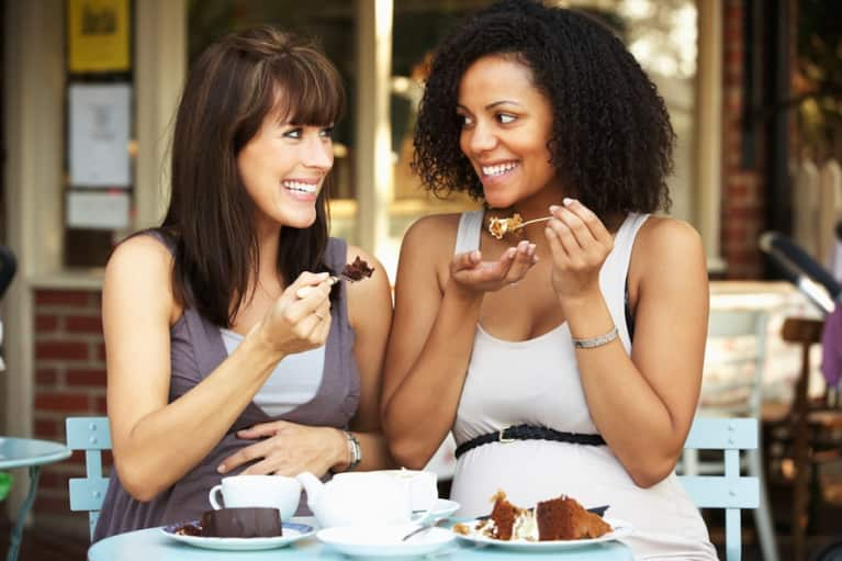 How Chocolate Cake Got My Eating Habits Back On Track