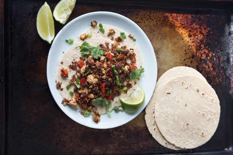 Vegan Chorizo Tacos That Will Make You Forget The Real Thing