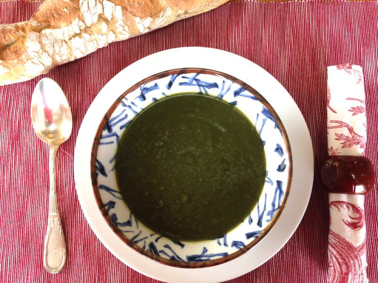 Detox Like A French Woman With This Delicious, Slimming Vegetable Soup