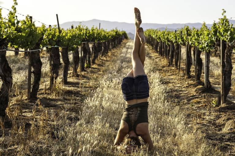 Vino & Vinyasa: Why I Enjoy Both As Part Of A Balanced Life