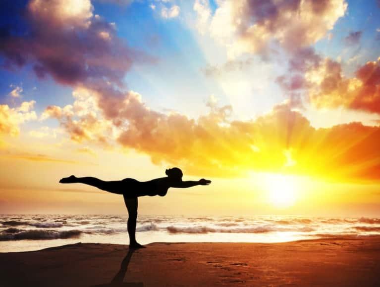 How Yoga Strengthens Me When I Fall Short