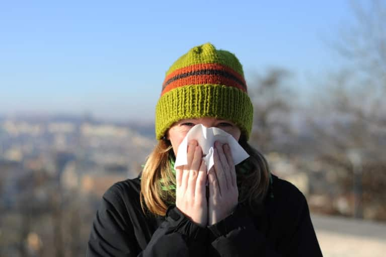 5 Tips To Help You Beat The Flu