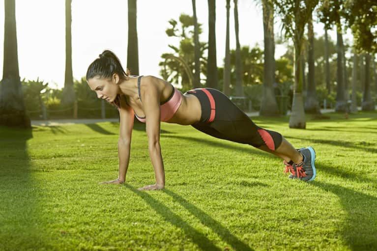 An 8-Minute Full-Body Workout (Video)