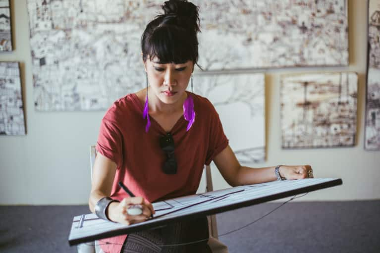 10 Ways Drawing Can Relieve Stress & Inspire Wonder