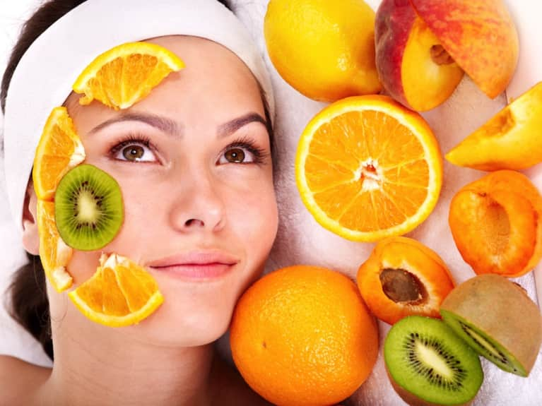 DIY: Easy (And Edible) Seasonal Fruit Facial