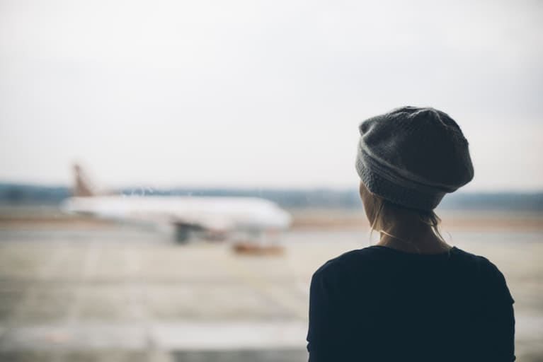 4 Reasons To Meditate On A Plane (And How To Do It)