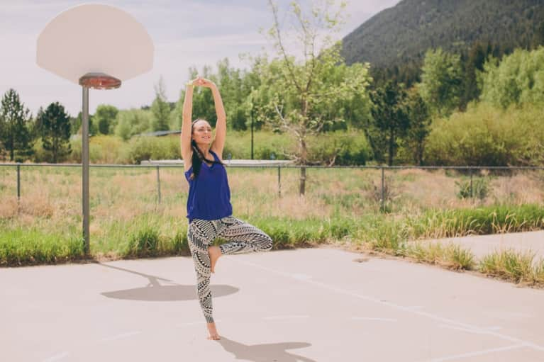 What I Learned Teaching Yoga At A Halfway House