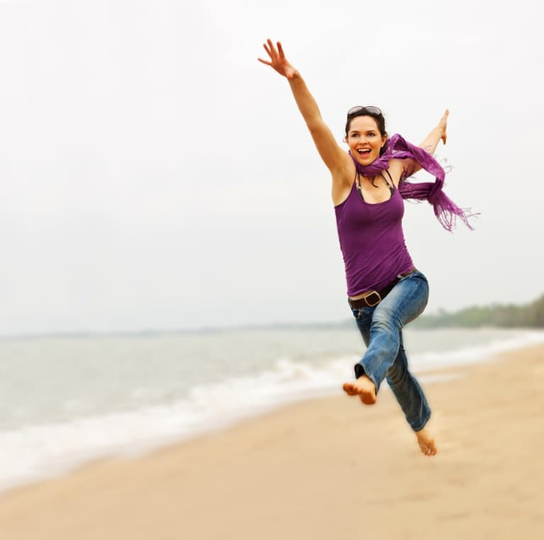 When Was The Last Time You Felt Happy, Expanded And In the Flow of Life?