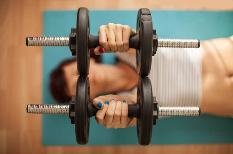 4 Reasons Women Shouldn't Be Afraid Of Weight Training