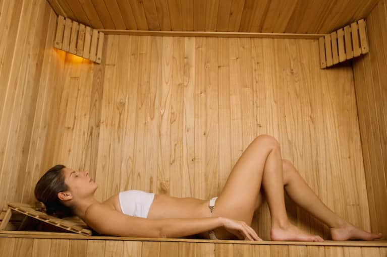 Why Saunas Might Be The Key To Good Health
