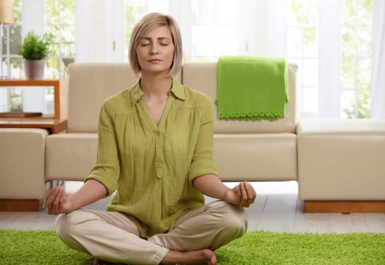 Use Yogic Breathing To Calm Down In 6 Seconds