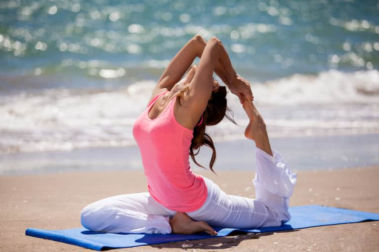 Are You A Yoga Addict? And Is That Such A Bad Thing?