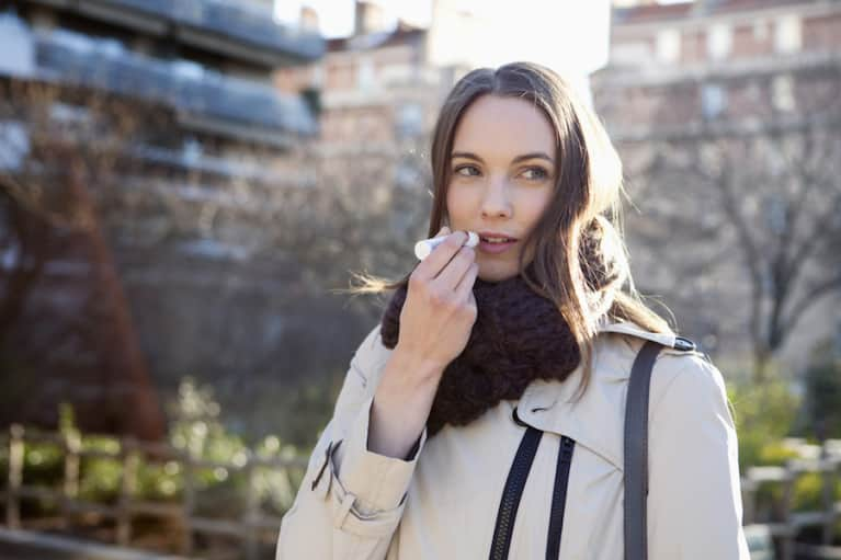 To Heal Chapped Lips, Avoid These Harmful Lip Balm Ingredients
