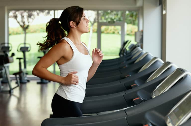 Treadmills Don't Have To Be Boring! 4 Ways To Mix It Up