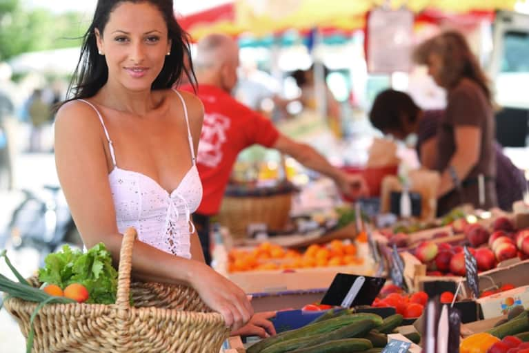 5 Tips To Make The Most Of Your Farmer's Market