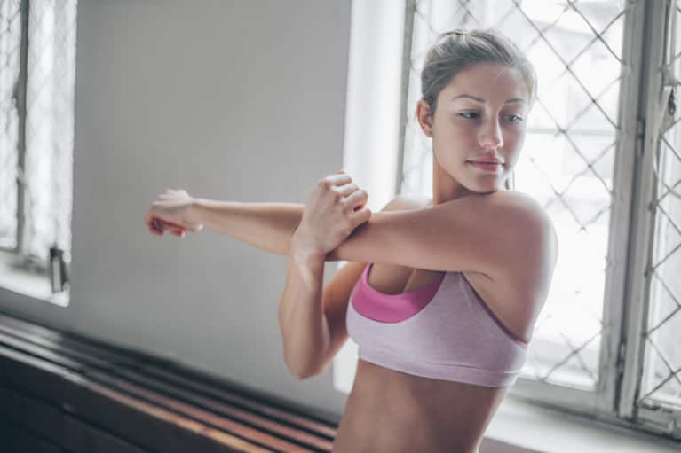 A Low-Impact Barre Workout With High-Impact Results