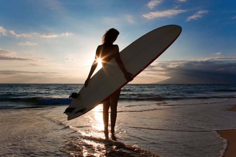 5 Lessons Learned From A 100-Day Surf Challenge