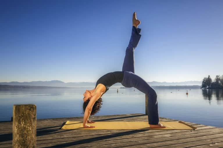 What To Do When Yoga Gets Competitive