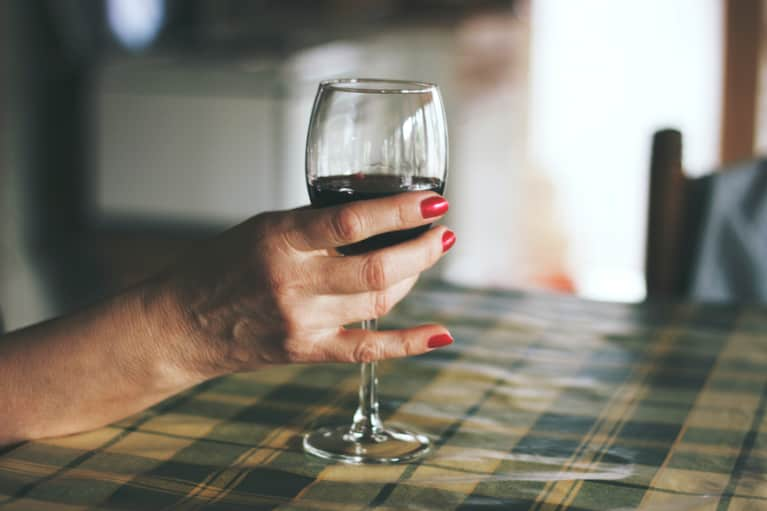 The Fat-Busting Properties Of Red Wine