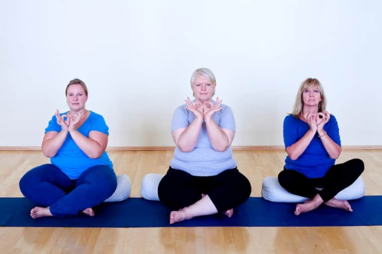10 Reasons Why Bigger People Should Try Yoga