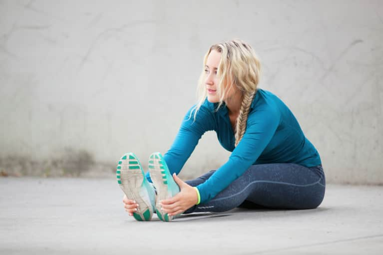 Why Every Runner Needs Yin Yoga
