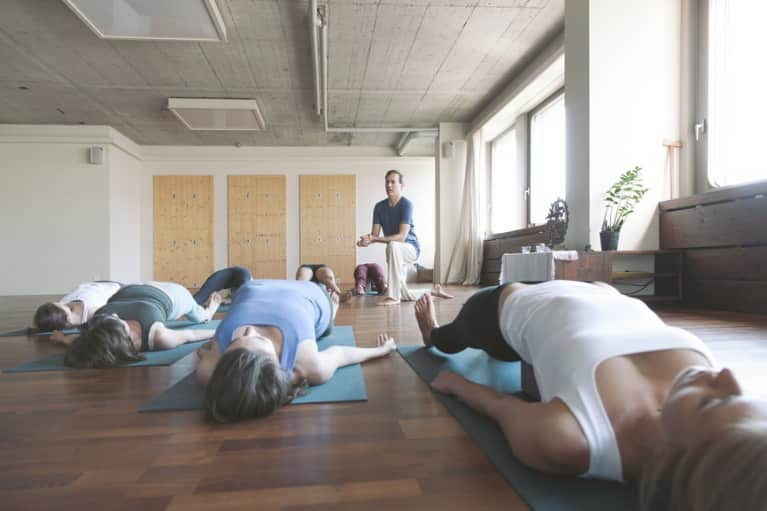 7 Ways To Get The Most Out Of A Yoga Class